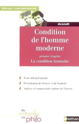 Arendt Condition De L'homme Moderne : arendt, condition, l'homme, moderne, Condition, Lhomme, Moderne