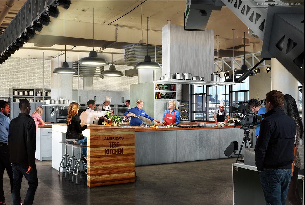 Americas Test Kitchen Is Moving to the Seaport  Boston