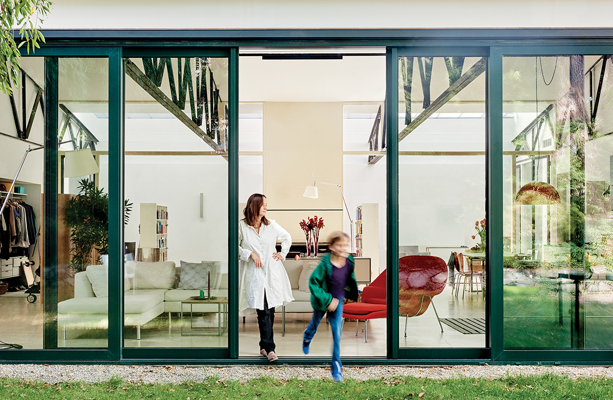 Genius Squared A Midcentury Modern Home Makeover in Cambridge – Boston Magazine