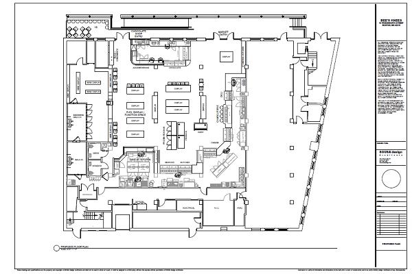 Butcher Shop Floor Plans Images, Manual On Meat Cold Store
