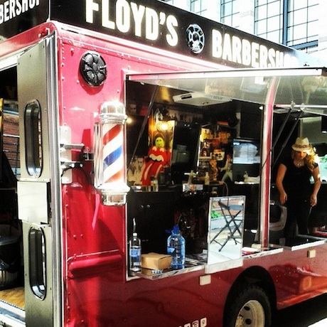 Floyds 99 Barbershop Is Cutting Into The Mobile Business