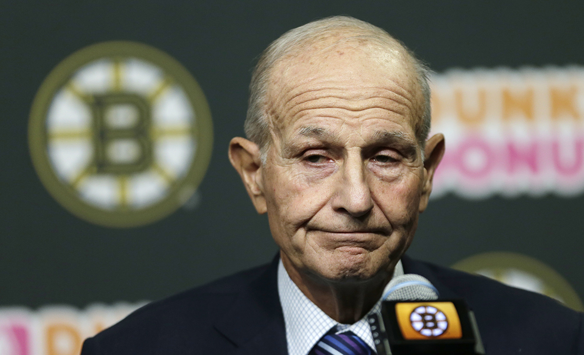 Image result for jeremy jacobs bruins