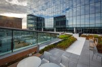 Five Office Roof Decks With Breathtaking Views  Boston ...