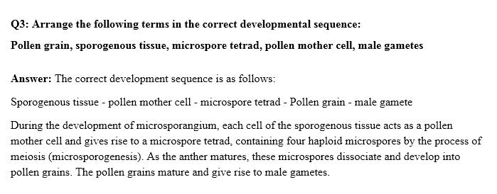 NCERT Biology Class 12 Solutions 13