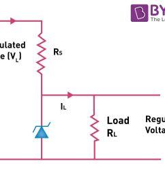 zener diode as a voltage regulator [ 2084 x 1563 Pixel ]