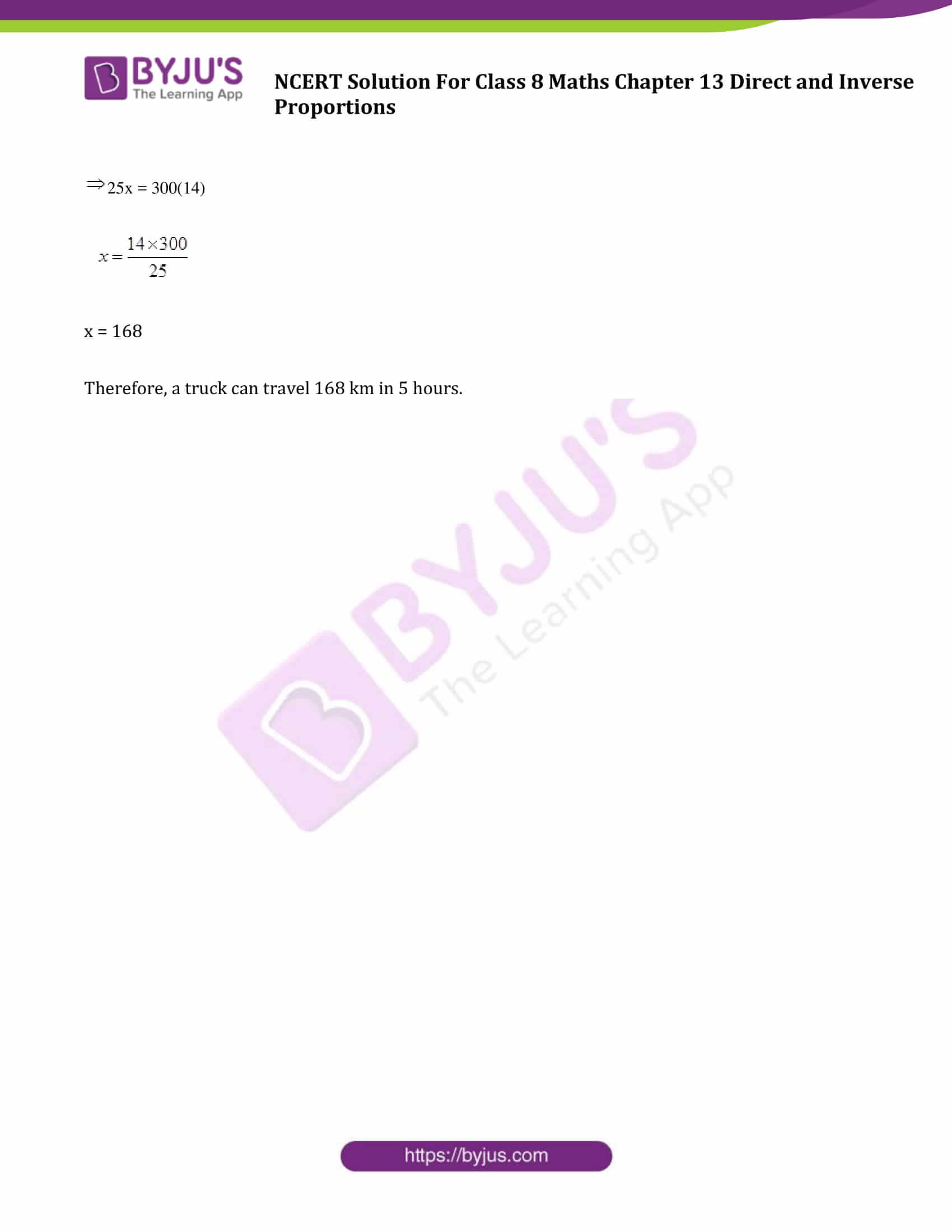 Ncert Solutions For Class 8 Maths Exercise 13 1 Chapter 13
