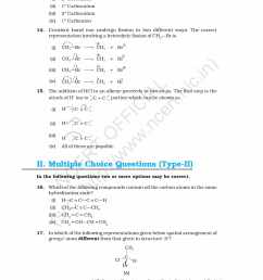 Grade 11 Organic Chemistry Worksheets   Printable Worksheets and Activities  for Teachers [ 2339 x 1654 Pixel ]