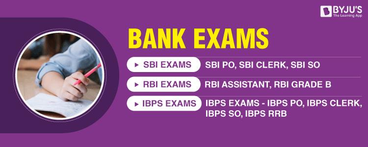 Bank Exams 2020 Upcoming Bank Exams Notifications And Syllabus