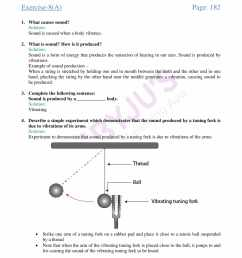Selina Solutions Class 9 Concise Physics Chapter 8 Propogation of Sound  Waves -Download Free PDF [ 2200 x 1700 Pixel ]