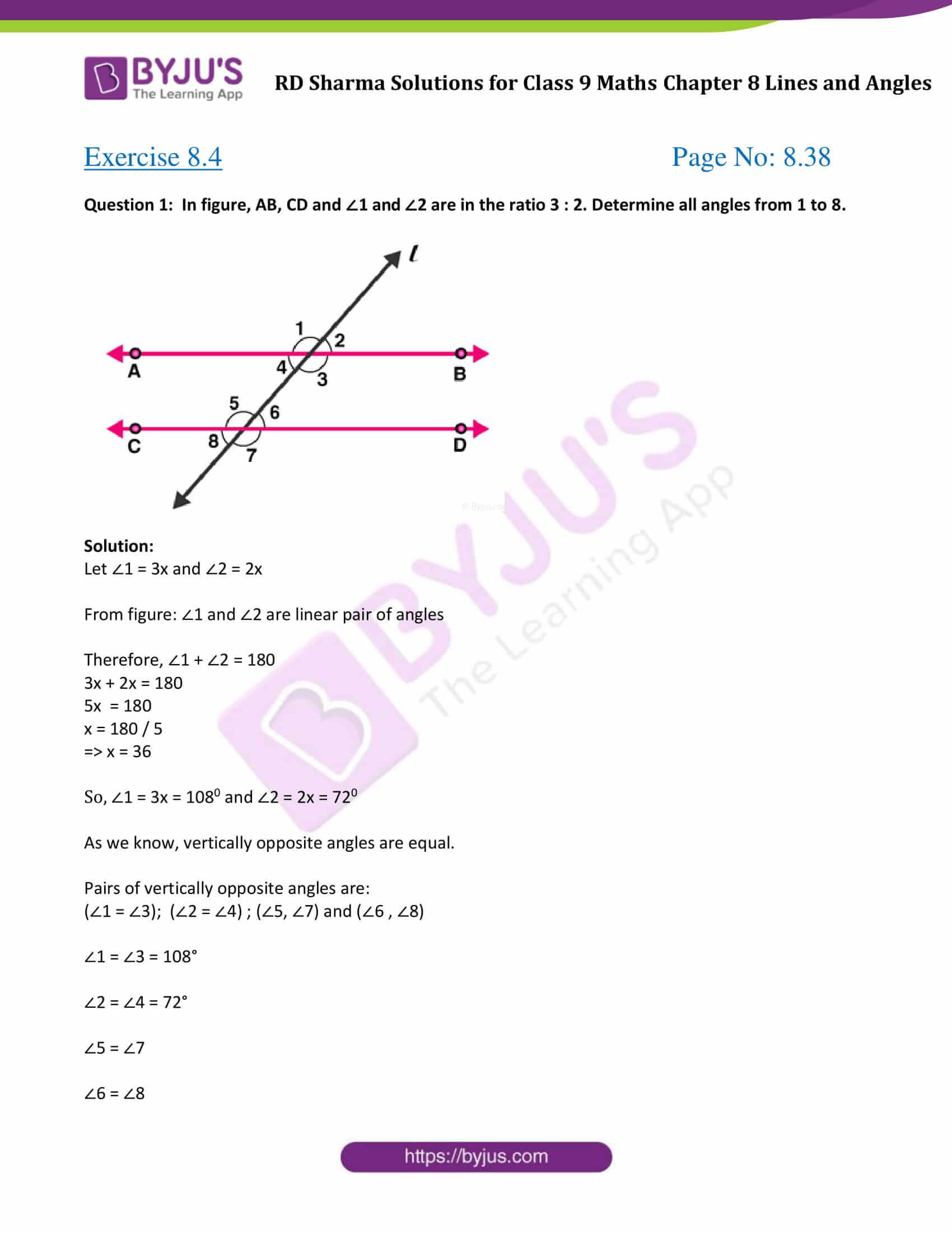 Lesson 6 3 Alternate Interior Exterior And Corresponding