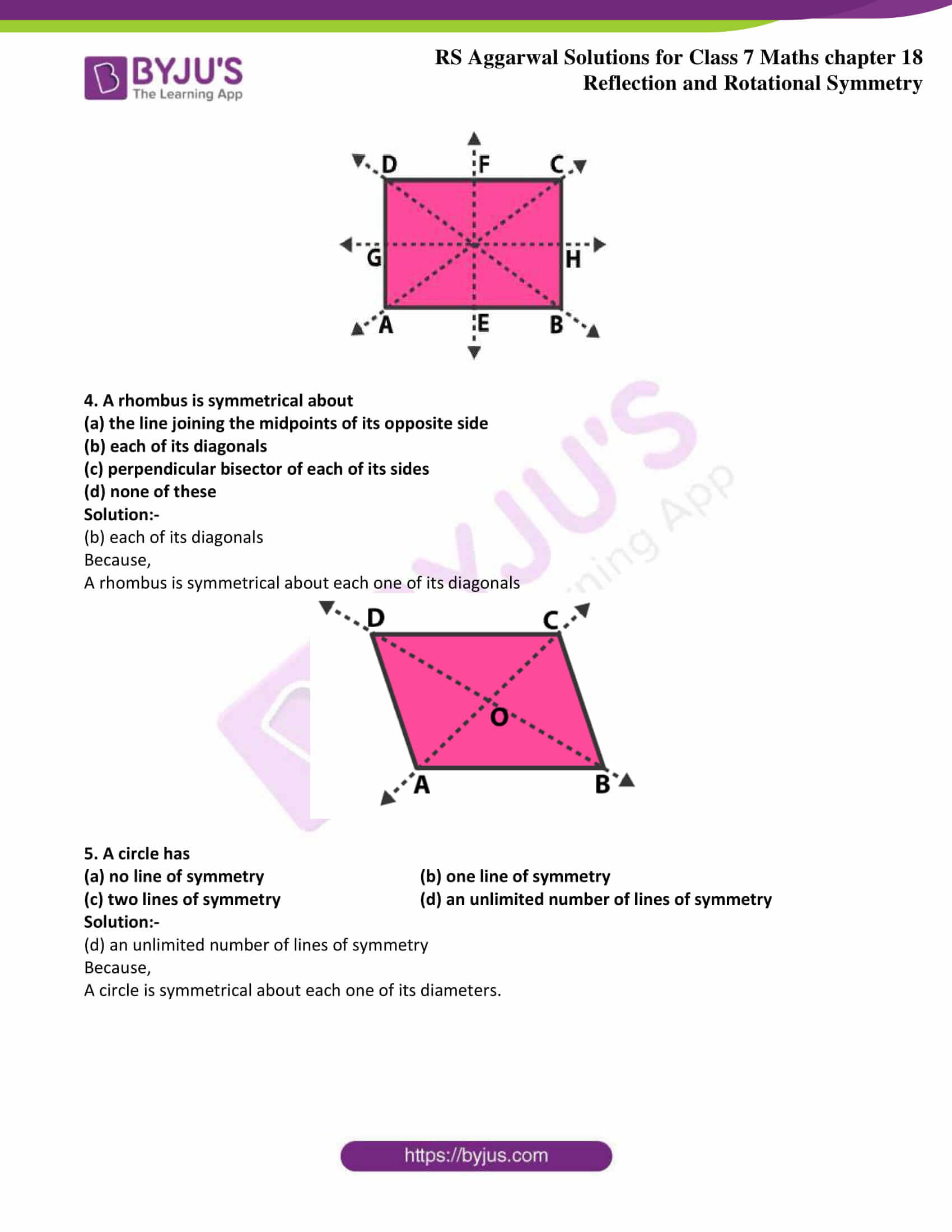 hight resolution of Reflectional And Rotational Symmetry Worksheet   Printable Worksheets and  Activities for Teachers