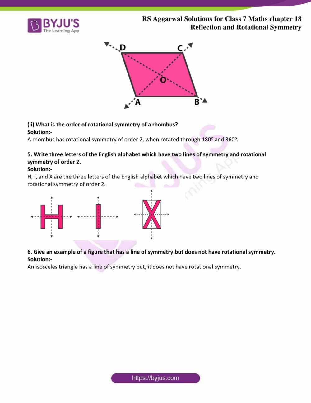 medium resolution of Reflectional And Rotational Symmetry Worksheet   Printable Worksheets and  Activities for Teachers