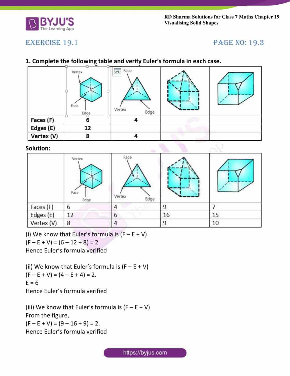 medium resolution of Solid Shapes Worksheets   Printable Worksheets and Activities for Teachers