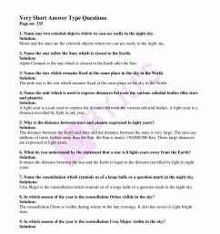Lakhmir Singh Science Class 8 Solutions For Chapter 17 Stars And The Solar  System - Free PDF [ 2200 x 1700 Pixel ]