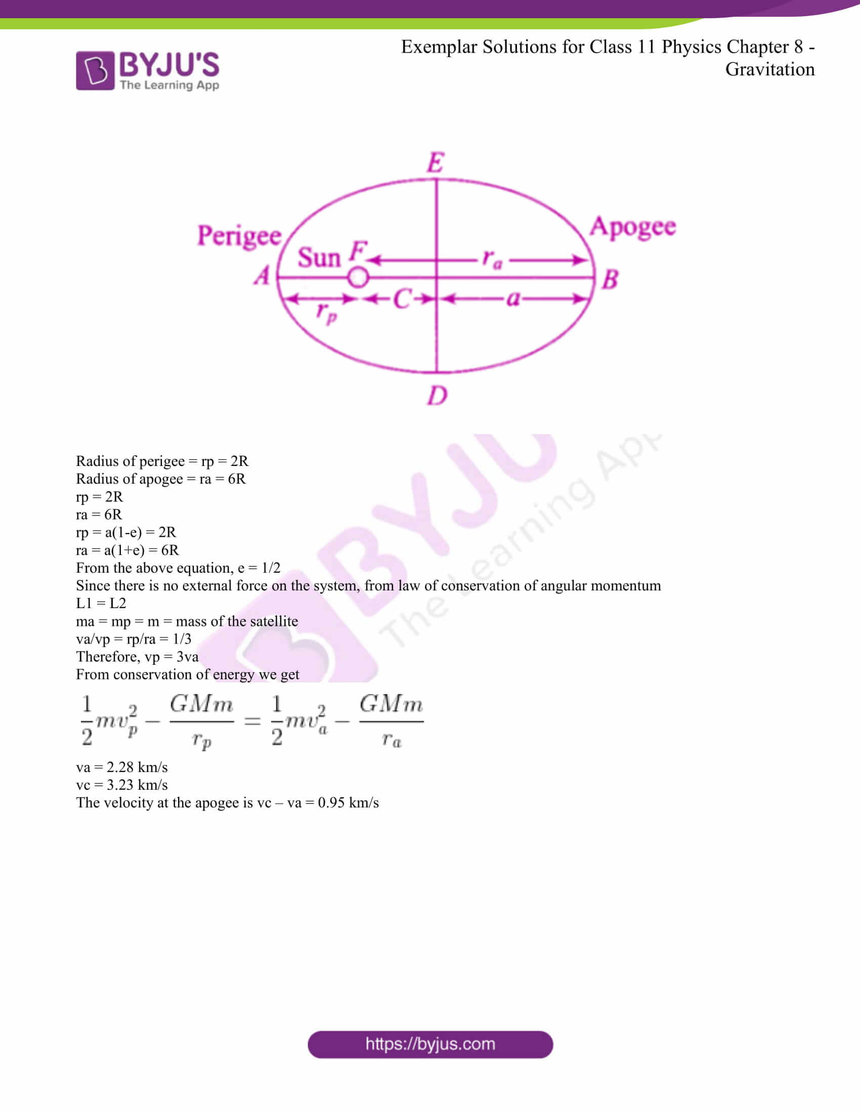 Ncert Exemplar Class 11 Physics Solutions Chapter 8