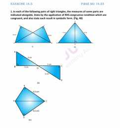 RD Sharma Solutions for Class 7 Maths Chapter 16 - Congruence - Free PDFs  are available here [ 2200 x 1700 Pixel ]