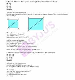 RD Sharma Solutions for Class 6 Chapter 20 Mensuration access PDF [ 2200 x 1700 Pixel ]