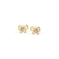 Gold Earring Designs For Kids