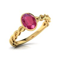 Ruby Stone Gold Ring | www.pixshark.com - Images Galleries ...