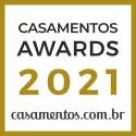 Mari e Gu, ganhador Casamentos Awards 2021 de Casamentos.com.br