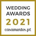 Guida Design de Eventos, vencedor Wedding Awards 2021 Casamentos.pt