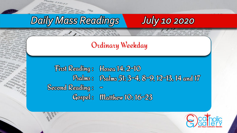 Daily Mass Readings 31st May 2020, Daily Mass Readings 31st May 2020 Sunday – Vigil