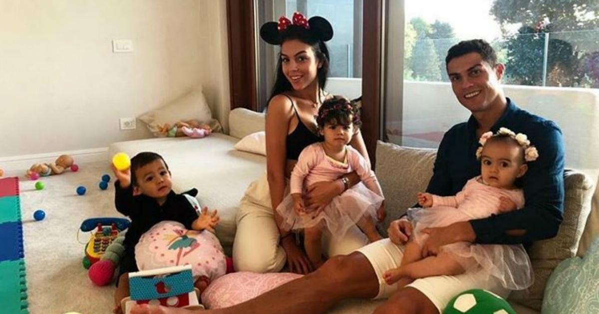 Alana Martina la hija de Cristiano Ronaldo y Georgina Rodrguez cumple su primer ao