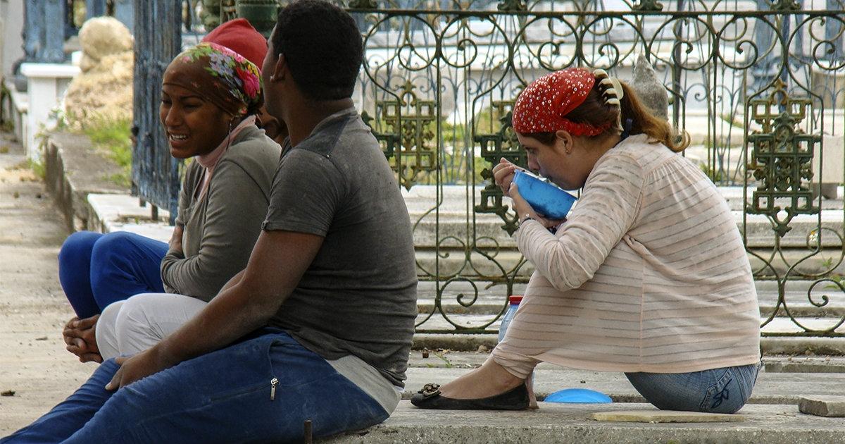 Cada vez es ms difcil comprar comida en Cuba