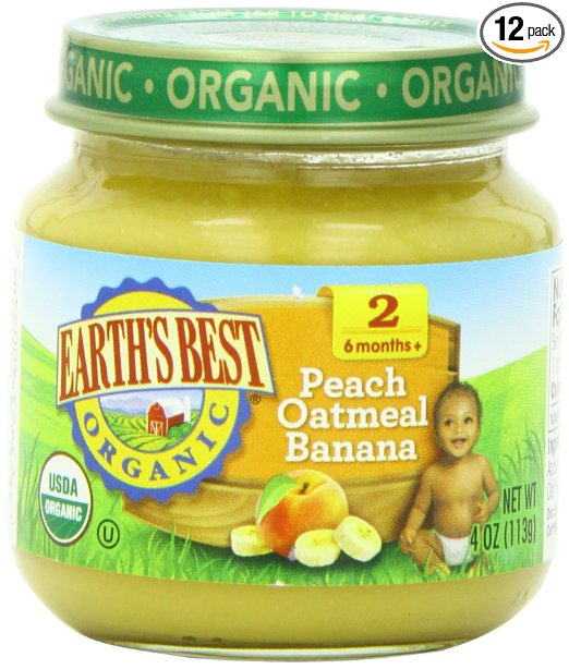 Category Baby Food Clean Label Project