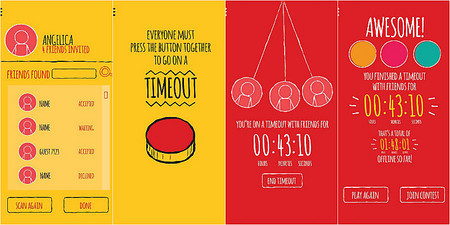 McDonald's wants you to spend real-world connections with BFF Timeout app | ClickTheCity Tech