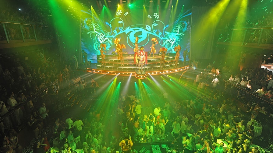 Coco Bongo Playa Del Carmen  Our locations