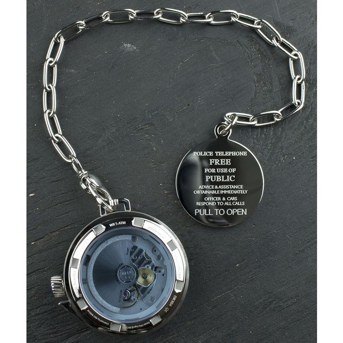 Montre Collector Ultra Deluxe Tardis Limited Edition Doctor Who
