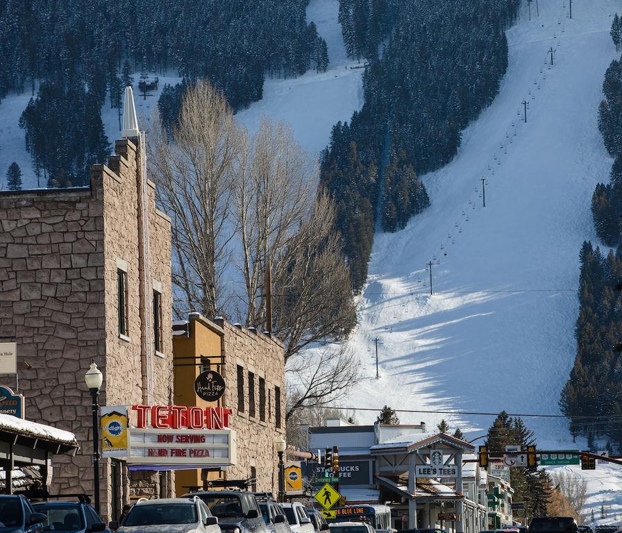 public works winter street