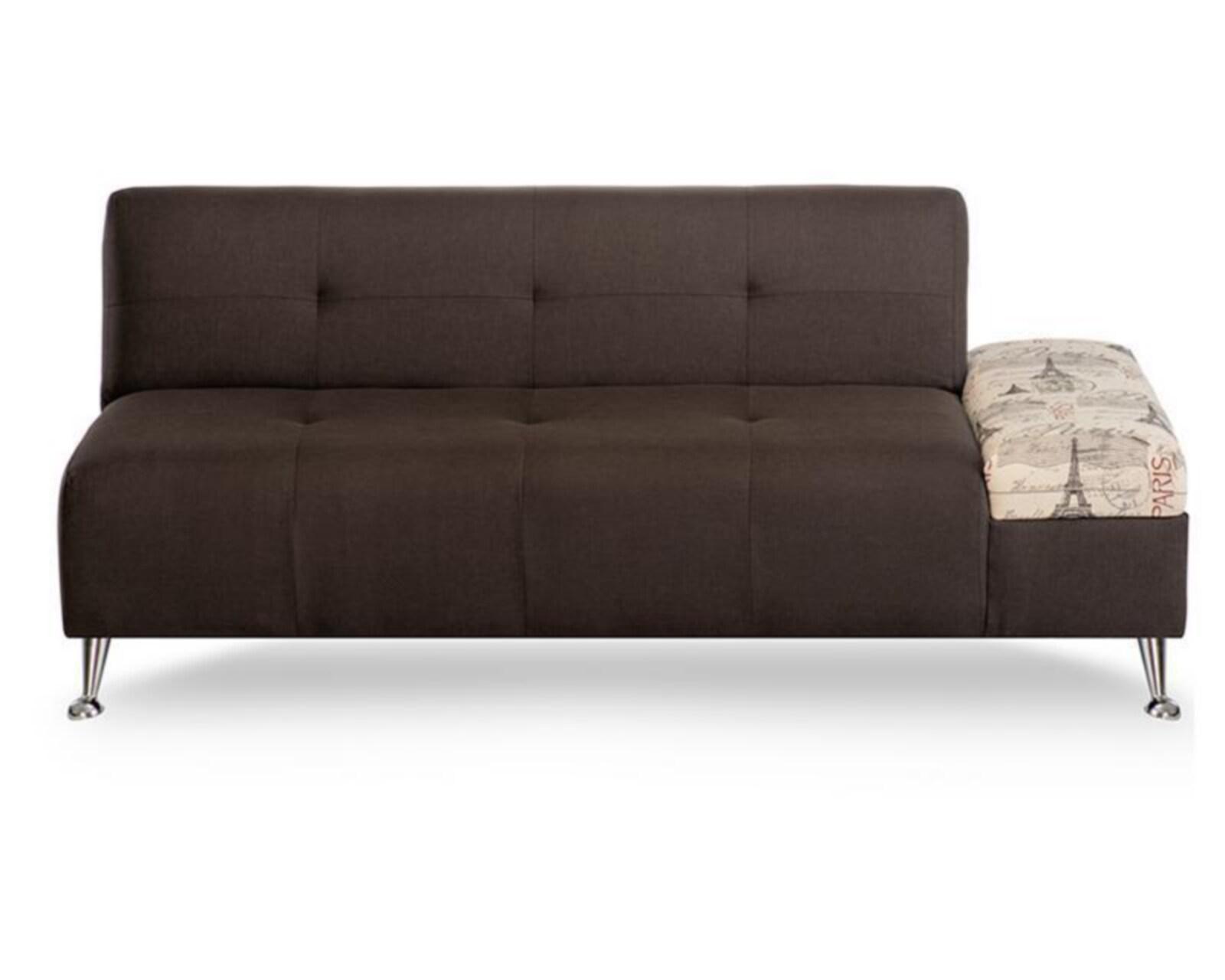 sofa cama individual mexico df sure fit waterproof soft suede throw taupe sofas en linea coppel com saloto semilino chocolate