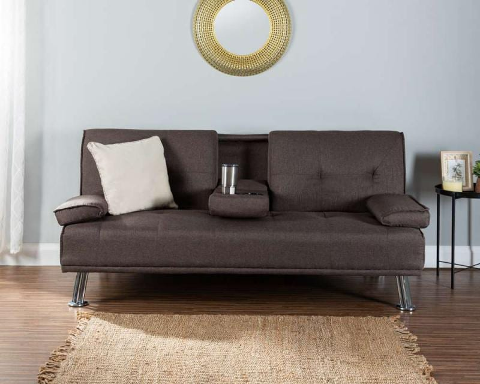 sofa cama usados distrito federal island home collection bed sofas en linea coppel com albert ii tela cafe