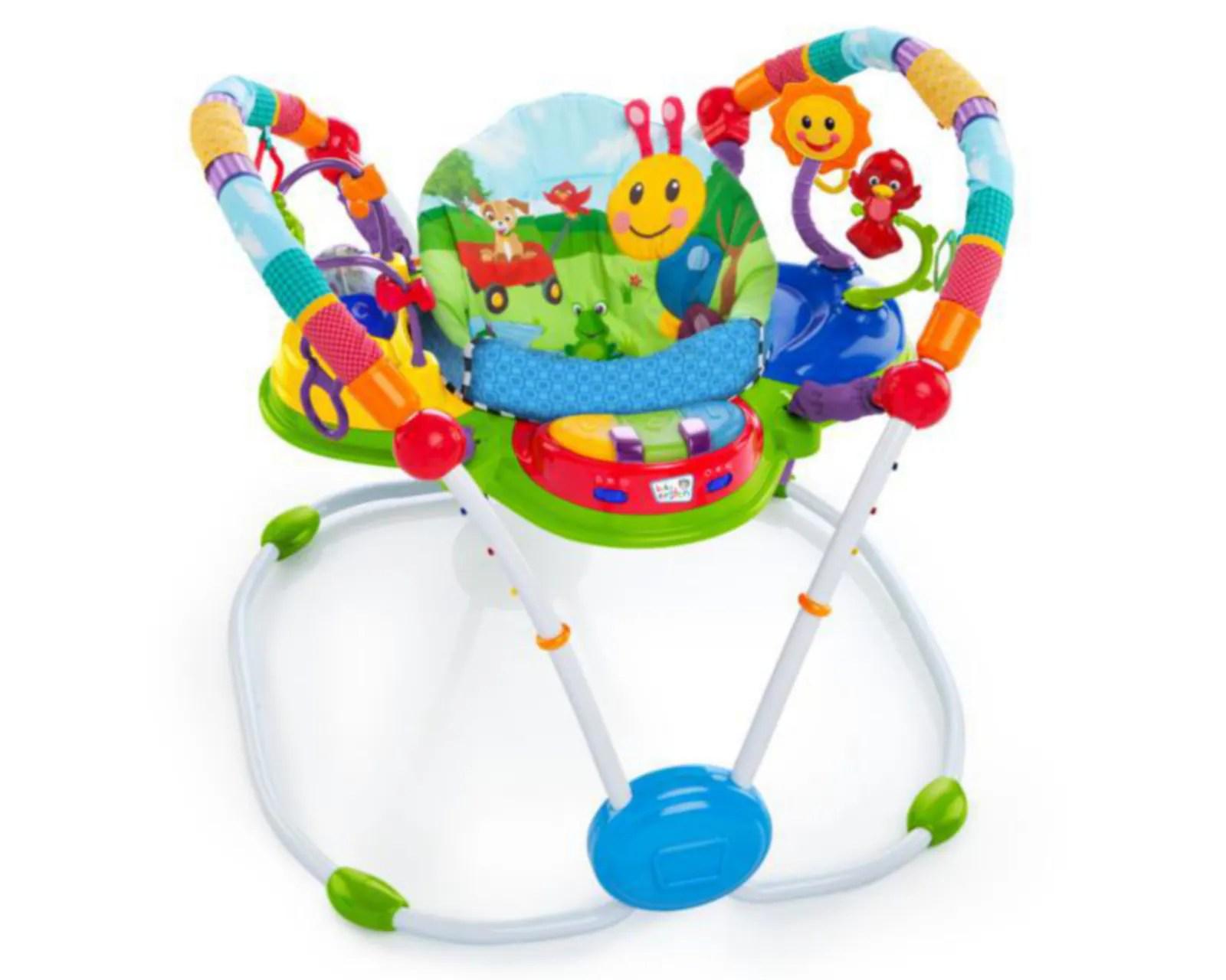 Ejercitador Baby Einstein Jumper 60184 5262743  Coppel