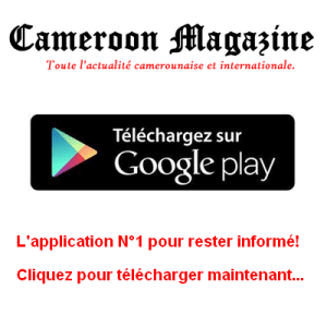 Application Android Cameroon Magazine