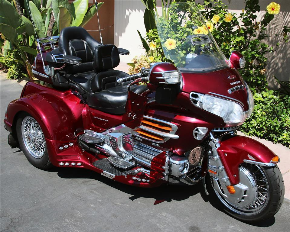 medium resolution of 2005 honda gold wing 1800 trike