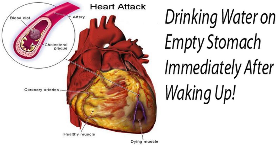 Important Reason Why You Should Drink Water Immediately After Getting Up From Bed