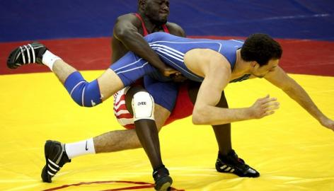 Image result for Nigerian Wrestling Federation is picture