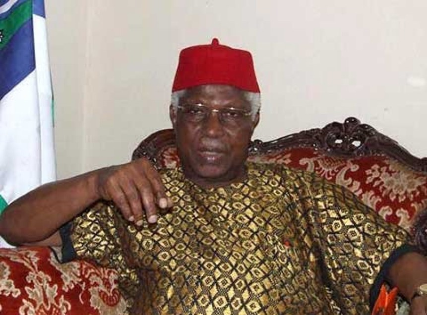 """IT IS TIME FOR THE IGBOS TO UNITE, AFTER THE WHITE MAN THE NEXT MOST IMPORTANT PEOPLE ON EARTH ARE THE IGBOS"""" – ALEX EKWUEME"""