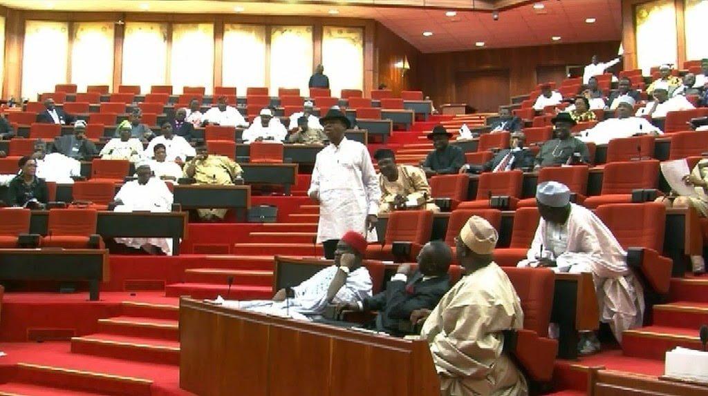 Image result for Nigerian Senate