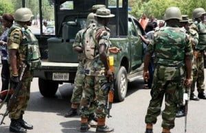 Image result for Army deploys Special Forces ahead of Edo Polls