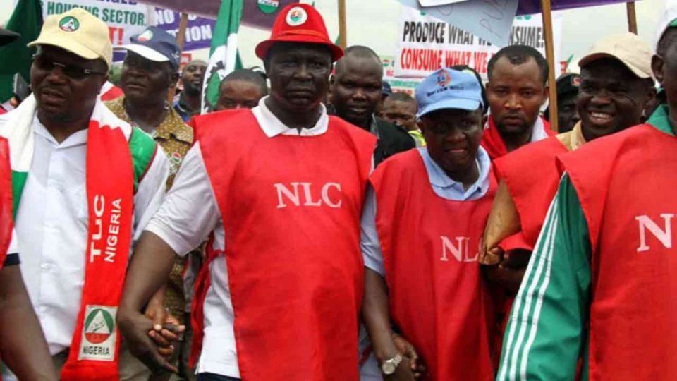 NLC TO BIAFRA AGITATORS – FORGET THE CRY FOR NIGERIA'S BREAKUP, YOU WILL BE DISAPPOINTED