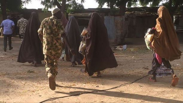 chibok-girls-return