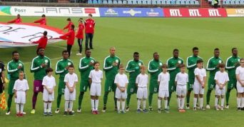 Image result for Qualify Eagles for 2018 W/Cup or get sacked, NFF tells Rohr
