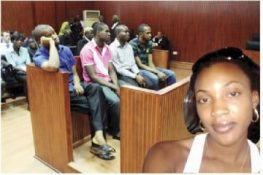 Image result for Breaking: Cynthia Osokogu's killers bag death sentence