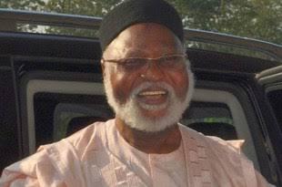 Image result for Osinbajo congratulates Abdulsalami Abubakar at 75