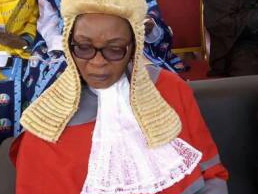 Image result for cHIEF jUDGE Tayo Osoba