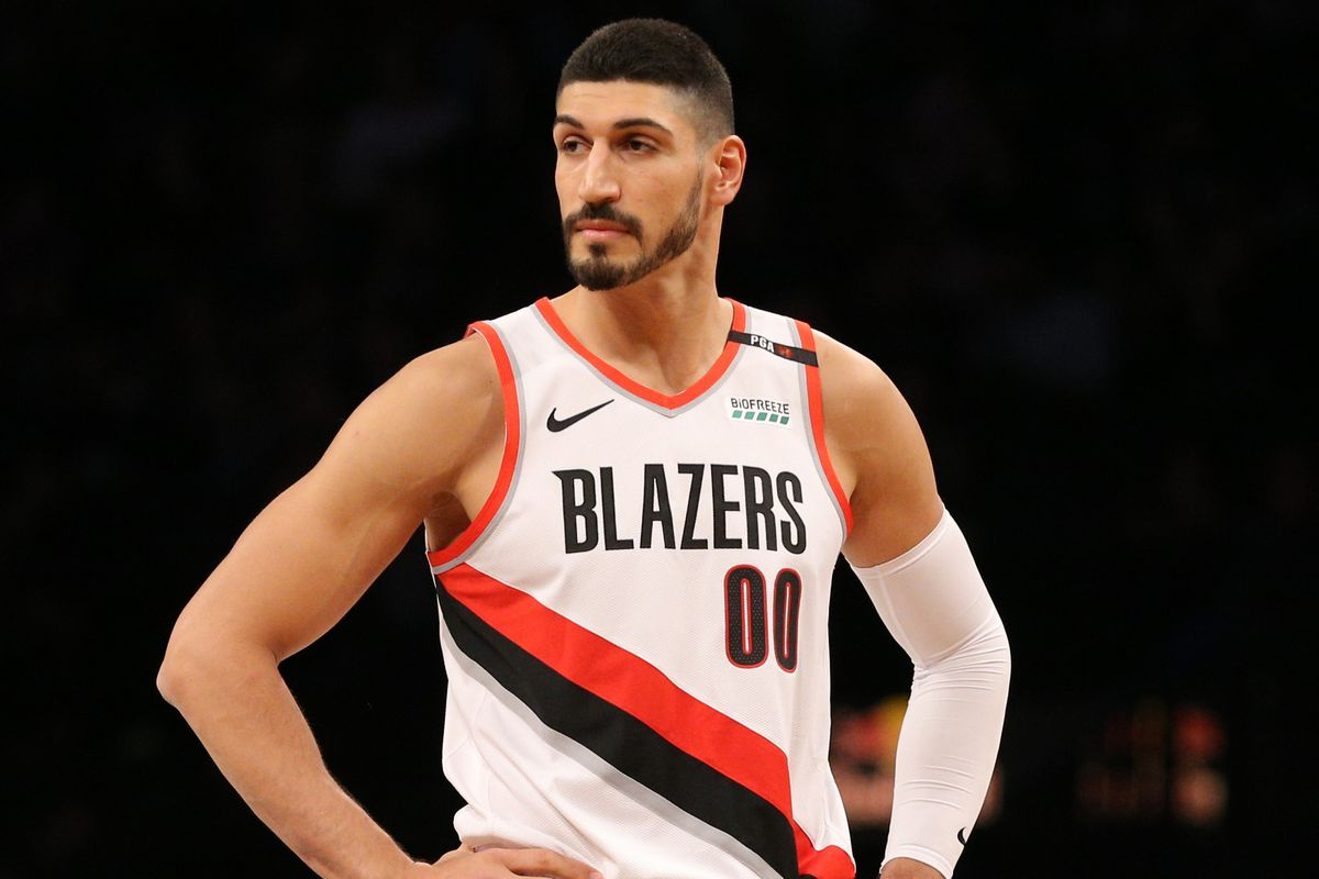 enes kanter fasting while playing